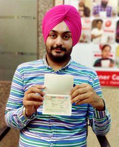 Amrinder Singh Mohali