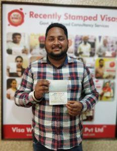 Ranjot Singh - Samrala - Spouse work permit