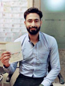 Satvir Singh- Study Visa